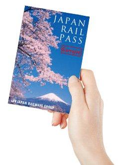 Japan-Rail-Pass-Ticket