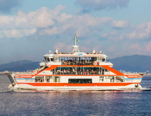 Guide to Miyajima Using Your Japan Rail Pass
