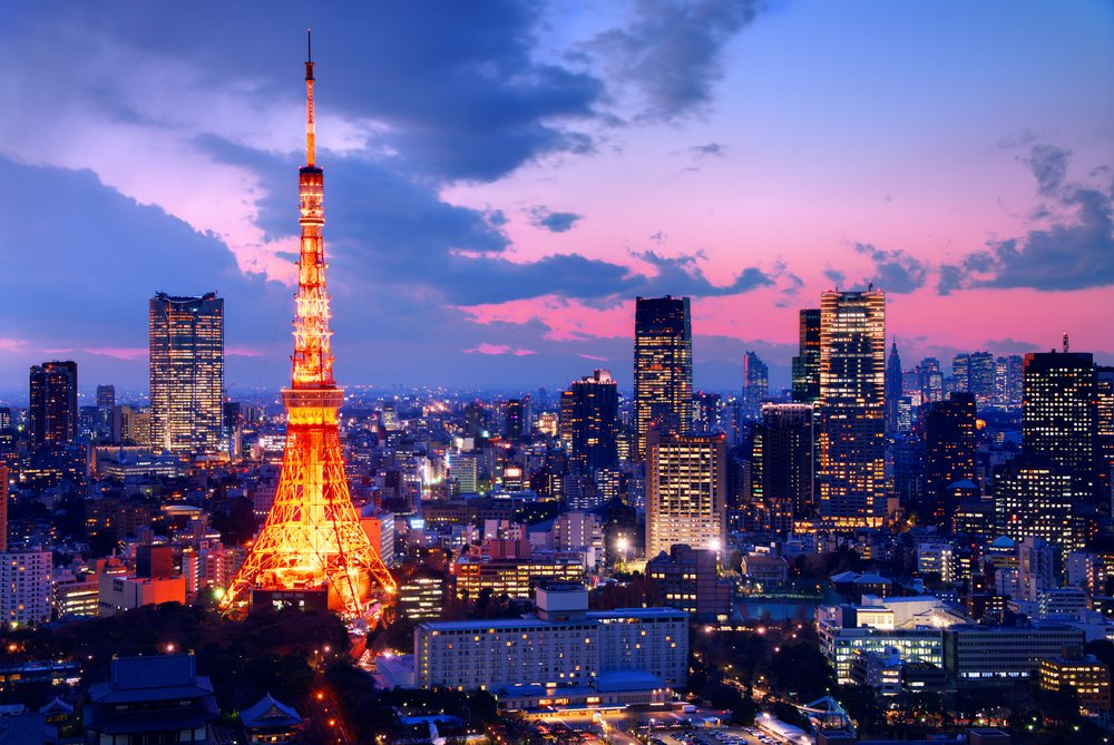 Image result for Tokyo Tower